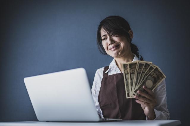 お金の不安の解消方法は、個人でお金を稼ぐしかありません